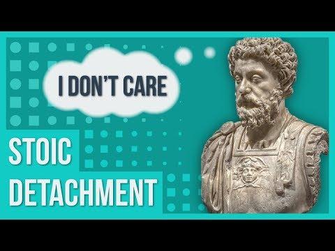 Detachment | Core Stoic Principle