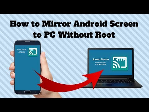 Best Screen Mirror App For Android Phone to PC