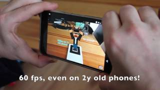 AR.js - Efficient Augmented Reality for the Web