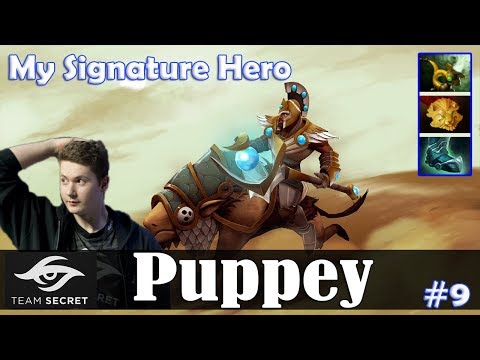 Puppey - Chen Roaming | My Signature Hero | SUPPORT | Dota 2 Pro MMR Gameplay #9