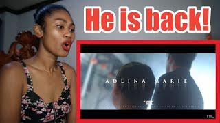 Haqiem Rusli - Adlina Marie (Official Music Video)   Reaction