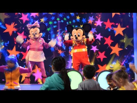 Disney Junior Dance Party! Show, Disney California Adventure, Disneyland Resort