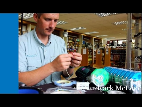 Constructing Braided Loops For Big Fish; Saltwater Fly Lines And Fishing. GTs And More.