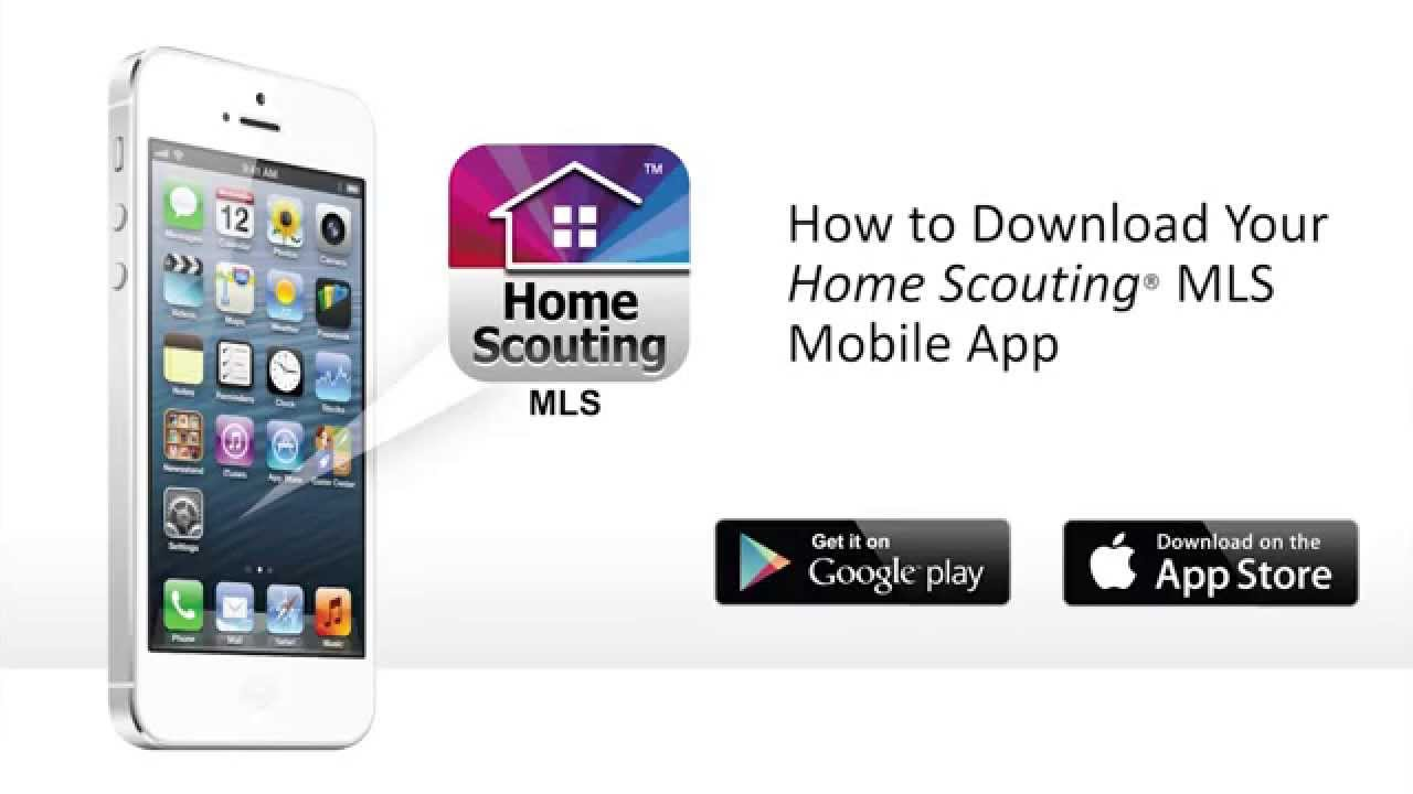 Download the Home Scouting App on an iPhone - YouTube