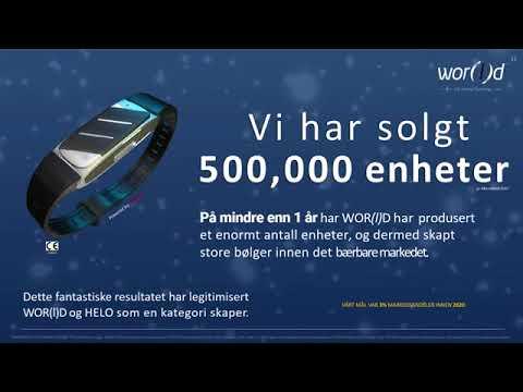 Norsk foretnings presentasjon av Terry