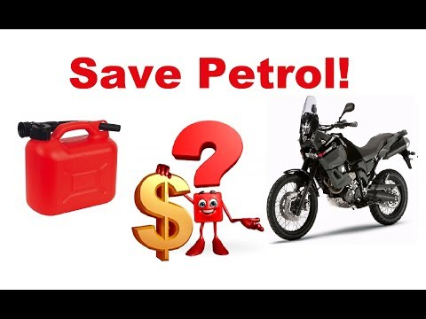 8 Tips To Get Maximum Fuel Efficiency From Any Motorcycle!