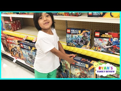 TWIN BABY'S FIRST BIRTHDAY PARTY Part 1! Toy Hunt Shopping Emma and Kate's FUN Birthday
