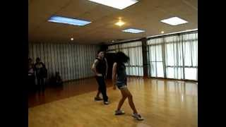beat on my drum choreography-billy grimaldi & Jenny Quijada