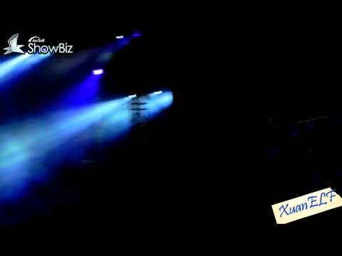 [HD Fancam]111203 MO.A Live In Malaysia SJ Yesung - It Has To Be You