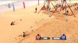Survivor- Nagihan ile Semanın Nefes Kesen Yarışması Nagihan vs Sema