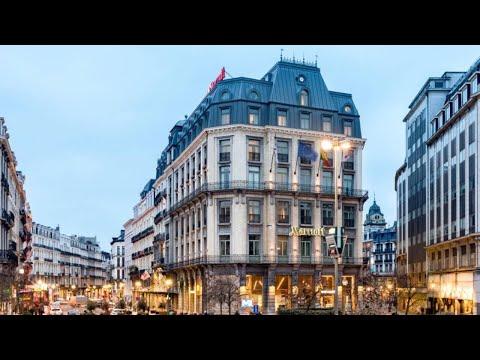 Brussels Marriott Hotel Grand Place - Brussels, Belgium