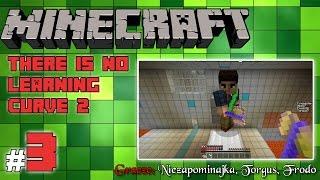 """Minecraft Escape: There is No Learning Curve II z Torgusem i Frodo! [3/9] - """"Młotek przyjaźni"""""""