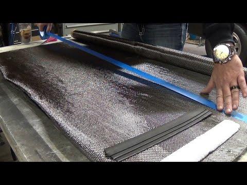 Carbon Fiber Fabrication | Strength Testing