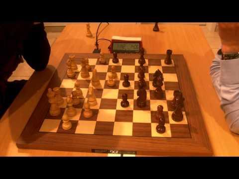GM Van Wely Loek - GM Zhigalko Sergei, Catalan Opening, chess rapid