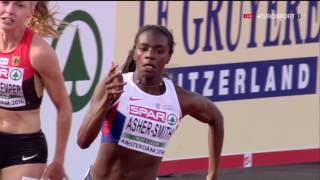 Наталья Погребняк 200 финал Чемп Европы Амстердам 2016