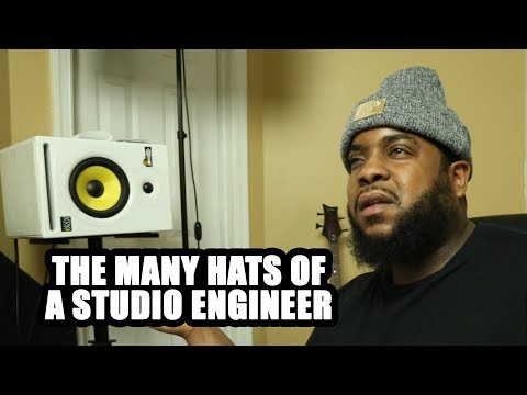 THE MANY HATS OF A STUDIO ENGINEER