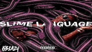 "Young Thug x Gunna Type Beat ""Slime Language"" [ Prod. KBeaZy ]"