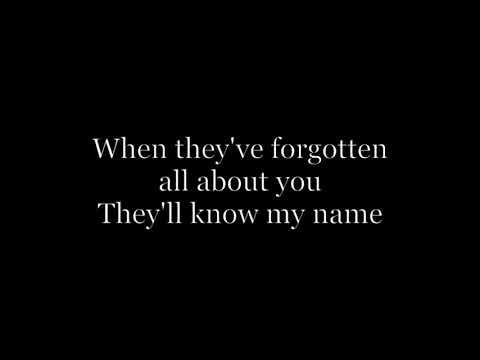 I Shall Rise (Karen O) – Acoustic karaoke