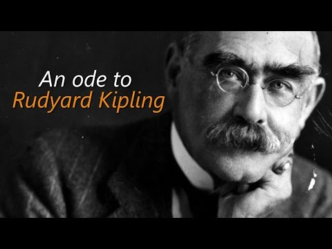 Remembering Rudyard Kipling