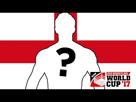 6th English Wrestler For Pro Wrestling World Cup 17 Is...