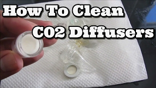 How To Clean A C02 Diffuser