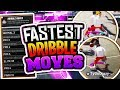 BEST FASTEST DRIBBLE MOVES IN NBA 2K19 🧀 BECOME A DRIBBLE GOD!😱 BEST SIGS IN 2K19 MYPARK