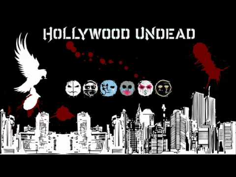 Hollywood Undead - City Clean Version