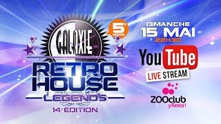 galaxie retro house legend s 14 zoo club 15 05 16 youtube live stream