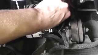Как поменять диодный мост(подкова) на ваз 2115-09(видео урок)