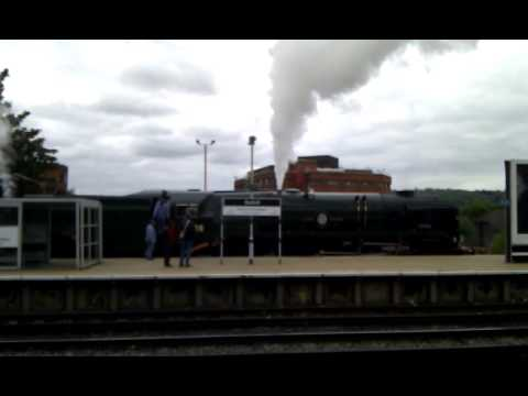 Steam at Redhill - 27th May 2011