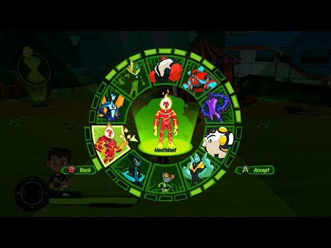 Ben 10 PC Game Gameplay I Ultra Setting 1080p I