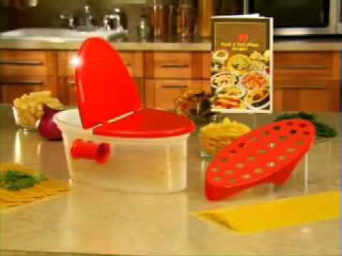 Microwave Pasta Boat As Seen On Tv