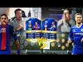 FIFA 17: TOTS NEYMAR vs TOTS HAZARD SQUAD BUILDER SHOWDOWN😱🔥😈 94+ TOTS DISCARD vs WAKEZ