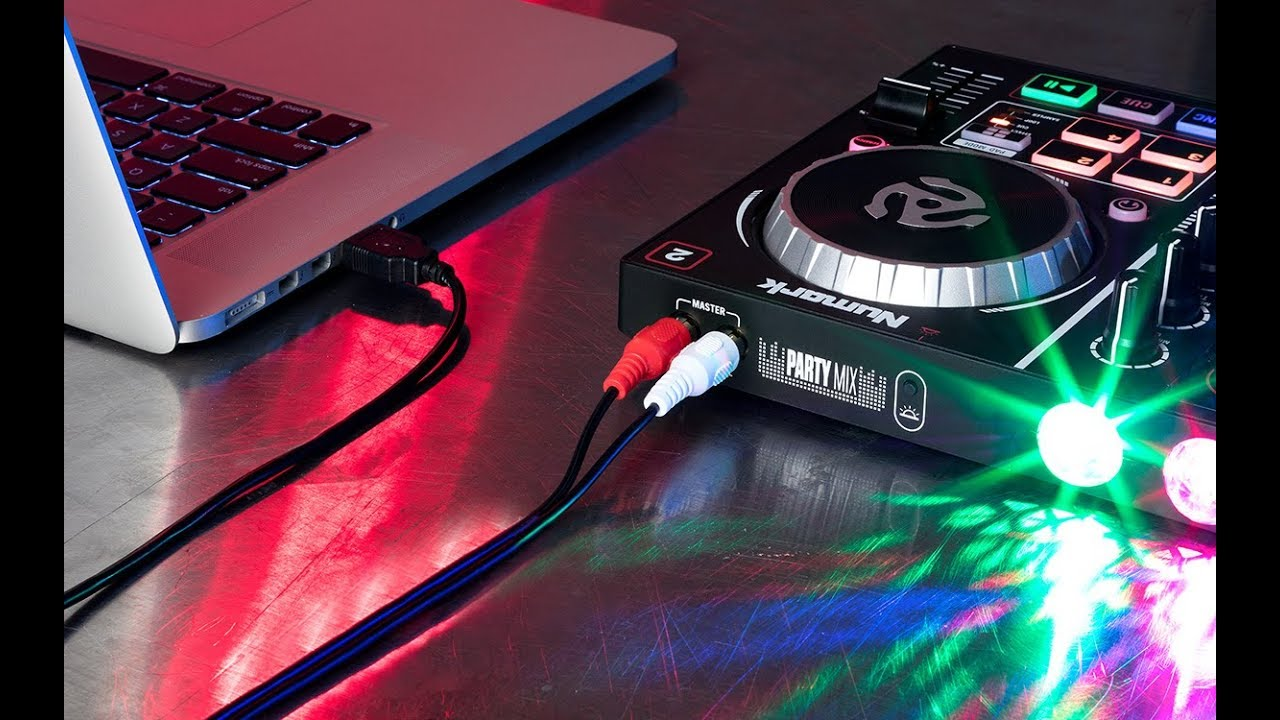 Numark Party Mix Mini Course - Install Serato DJ Lite