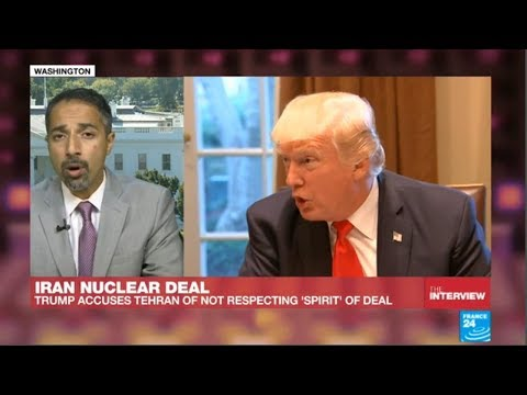Iran nuclear deal What happens if Trump decertifies agreement || RCWN Channel