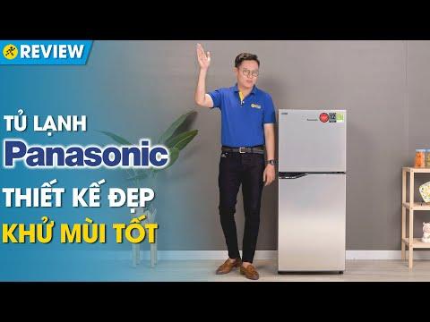 Tủ lạnh Panasonic 167L: thiết kế đẹp, khử mùi tốt (NR-BA189PPVN) • Điện máy XANH