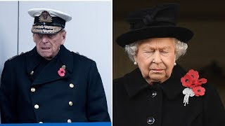 Prince Philip misses Cenotaph service for first time in 20 years