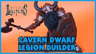Download Video Four Horsemen Mythic Legions Advent of Decay CAVERN DWARF LEGION BUILDER Action Figure Toy Review MP3 3GP MP4