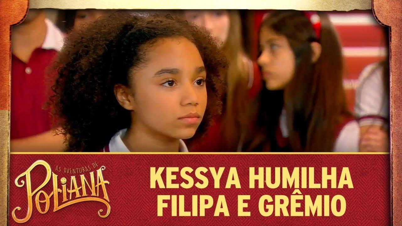 Download Kessya humilha Filipa e grêmio | As Aventuras de Poliana