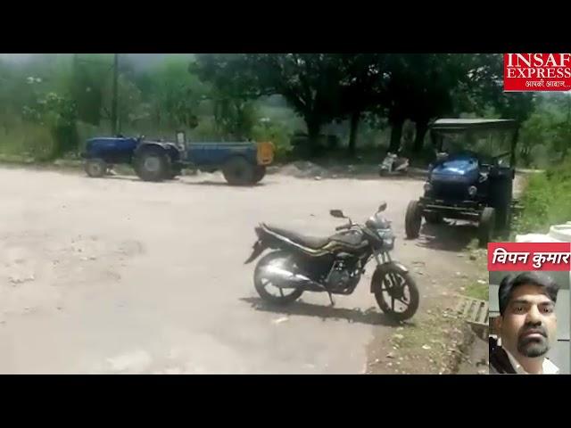 कांगड़ा की ग्राम पंचायत टिपरी सिहोरेवाला में दुकानों को सेंटीज़ किया गया