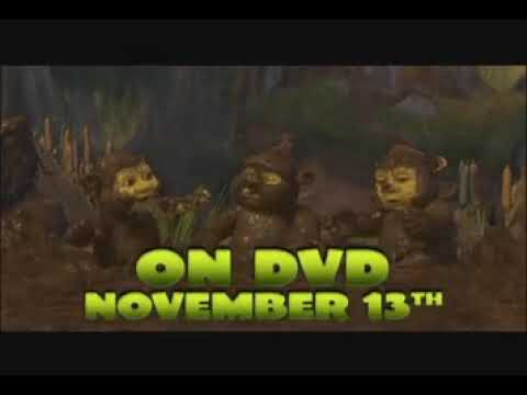 Download Shrek The Third DVD Sweepstakes Commercial 2007