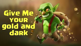 AMAZING !! #TH8 DARK ELIXIR AND GOLD RUSH | TAMIL | TAMIL GAMING | CLASH OF CLANS