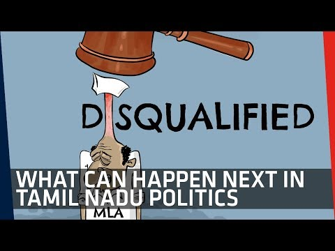 Here's what can happen next in Tamil Nadu politics