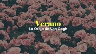 Verano letra La Oreja de Van Gogh