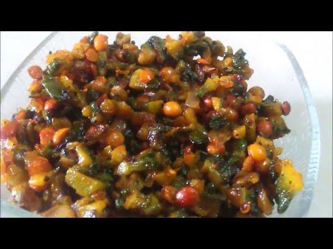 Karele Fry Sabzi - Easy And Quick Bitter Gourd Recipe | Karele Ki Sabzi
