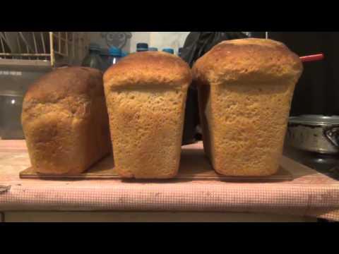 Хлеб рецепт хлеба в духовке на натуральной закваске (без дрожжей) правильный и полный рецепт видео