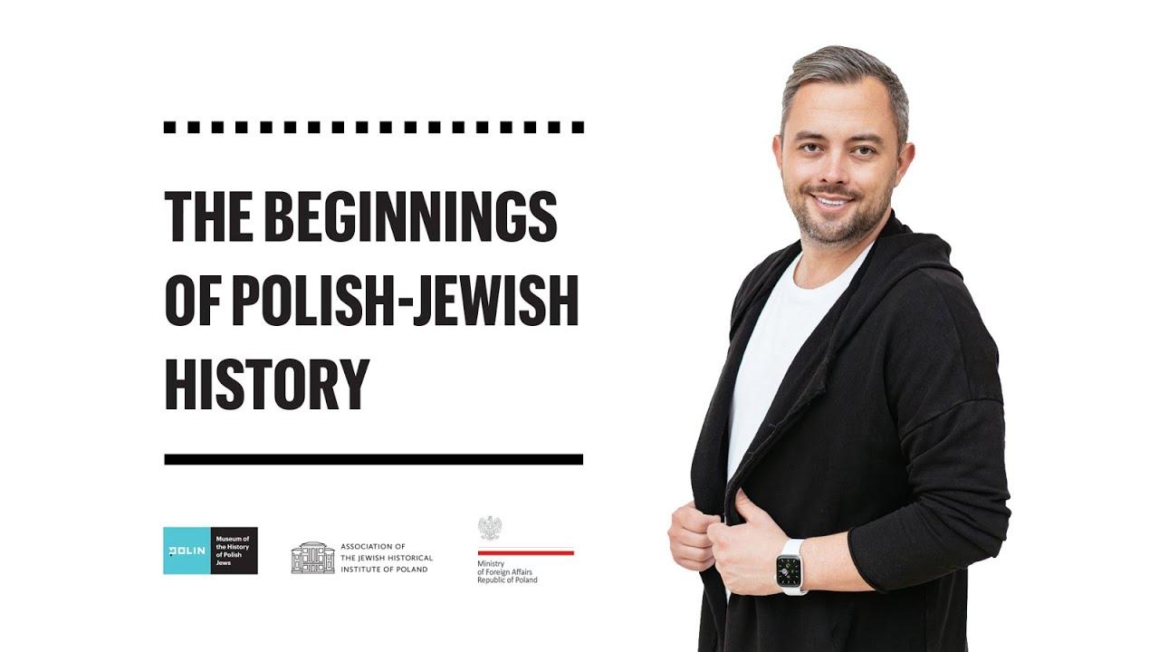 Początki polsko-żydowskiej historii   Muzeum POLIN