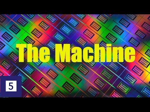 The Machine - HP's Computer Moonshot