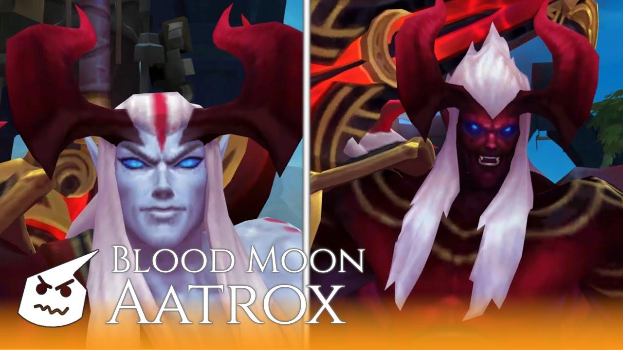 Aatrox Face