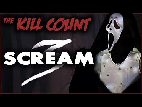 Scream 3 2000 KILL COUNT
